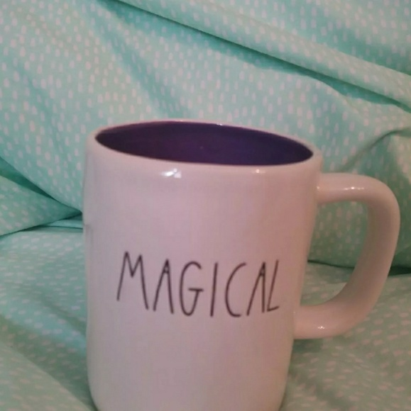 c66947ef581 rae dunn Other | Magical Mug | Poshmark